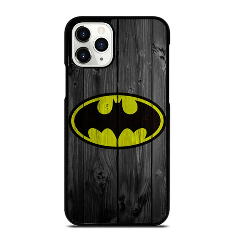 BATMAN WOOD LOGO iPhone 11 Pro Case