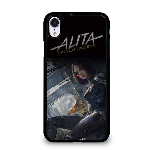 BATTLE ANGEL ALITA iPhone XR Case