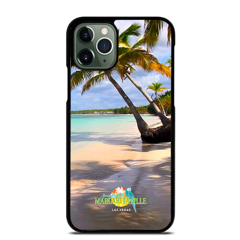 BEACH JIMMY BUFFETS MARGARITAVILLE 1 iPhone 11 Pro Max Case