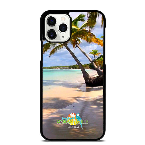 BEACH JIMMY BUFFETS MARGARITAVILLE 1 iPhone 11 Pro Case