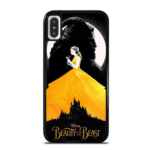 BEAUTY AND THE BEAST 3 iPhone X / XS Case