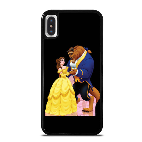 BEAUTY AND THE BEAST 4 iPhone X / XS Case