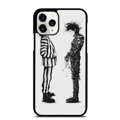 BEETLEJUICE VS EDWARD SCISSORHANDS iPhone 11 Pro Case