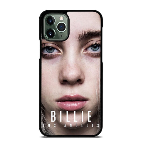 BILLIE EILISH LOS ANGELES iPhone 11 Pro Max Case