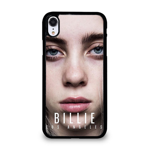 BILLIE EILISH LOS ANGELES iPhone XR Case