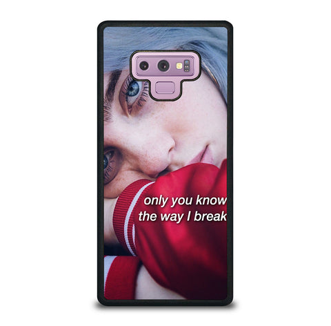 BILLIE EILISH PORTRAIT Samsung Note 9 Case