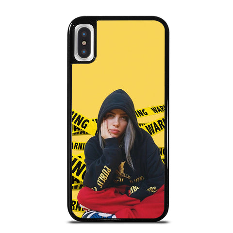 BILLIE EILISH SINGER iPhone X / XS Case