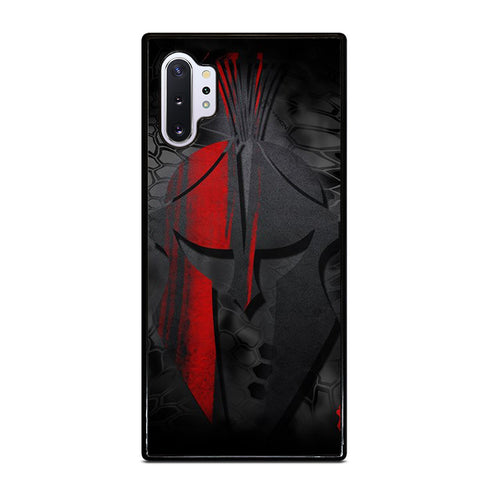 BLACK KRYPTEK NOMAD Samsung Note 10 Plus Case