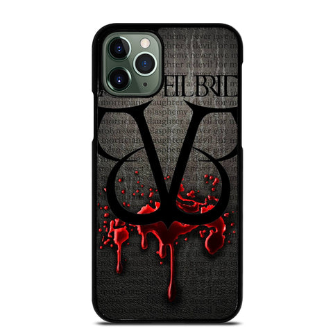 BLACK VEIL BRIDES ANDY ANGEL 2 iPhone 11 Pro Max Case
