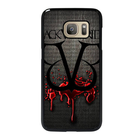 BLACK VEIL BRIDES ANDY ANGEL 2 Samsung S7 Case