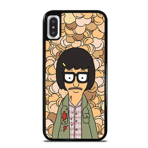 BOB'S BURGERS TINA 3 iPhone X / XS Case