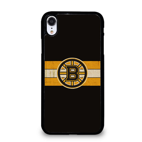 BOSTON BRUINS 2 iPhone XR Case