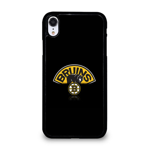 BOSTON BRUINS 3 iPhone XR Case