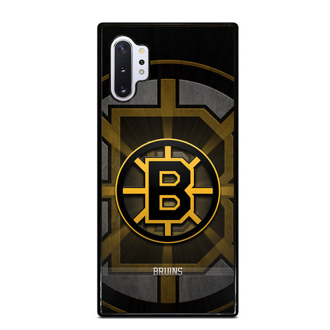BOSTON BRUINS 4 Samsung Note 10 Plus Case