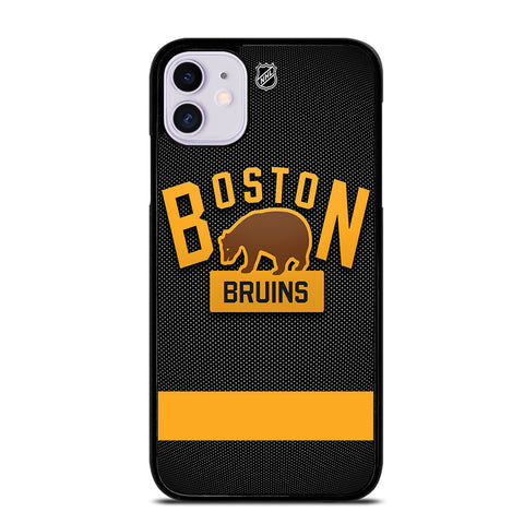 BOSTON BRUINS iPhone 11 Case