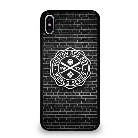 BOSTON RED SOX 1901 3 iPhone XS Max Case