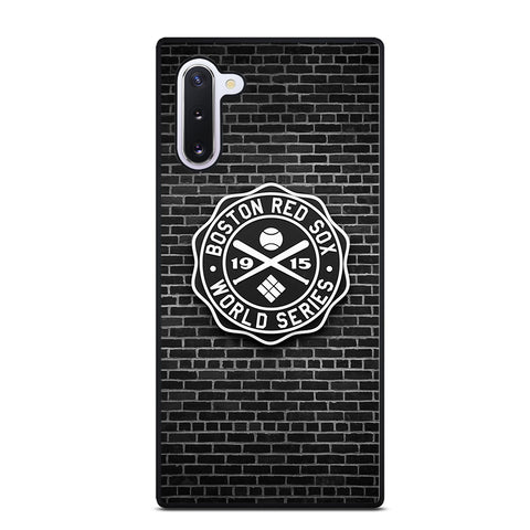 BOSTON RED SOX 1901 3 Samsung Note 10 Case