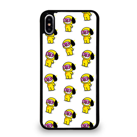 BTS BT21 CHIMMY 2 iPhone XS Max Case