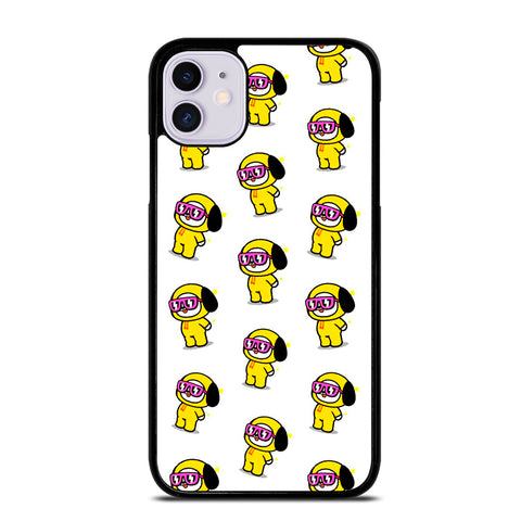 BTS BT21 CHIMMY 2 iPhone 11 Case