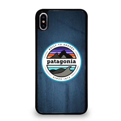 BUILT ENDURE PATAGONIA 2 iPhone XS Max Case
