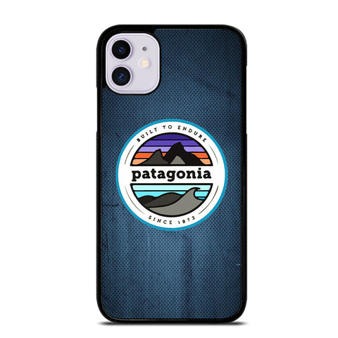 BUILT ENDURE PATAGONIA 2 iPhone 11 Case