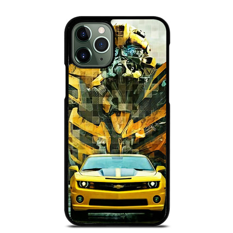 BUMBLEBEE TRANSFORMERS 2 iPhone 11 Pro Max Case
