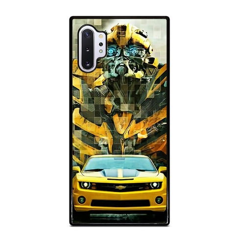 BUMBLEBEE TRANSFORMERS 2 Samsung Note 10 Plus Case