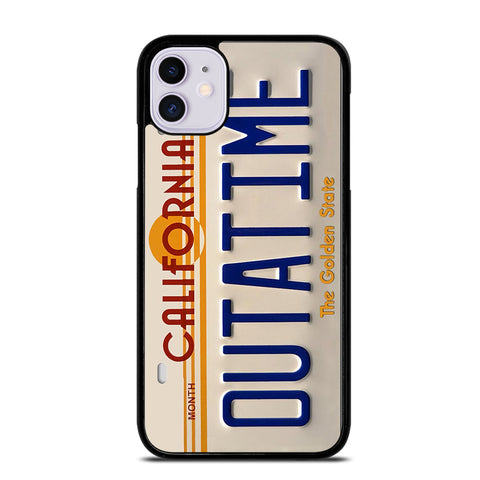 CALIFORNIA OUTATIME iPhone 11 Case