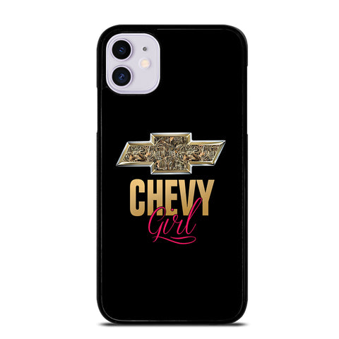CAMO CHEVY GIRL iPhone 11 Case