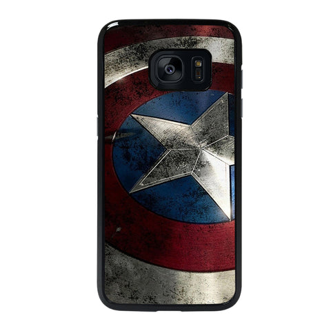 CAPTAIN AMERICA SHIELD Samsung S7 Edge Case