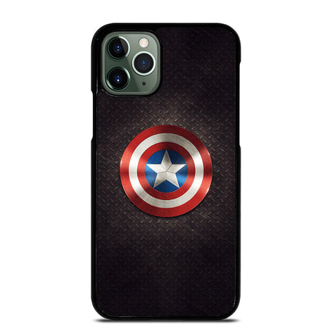 CAPTAIN AMERICA SHIELD 2 iPhone 11 Pro Max Case