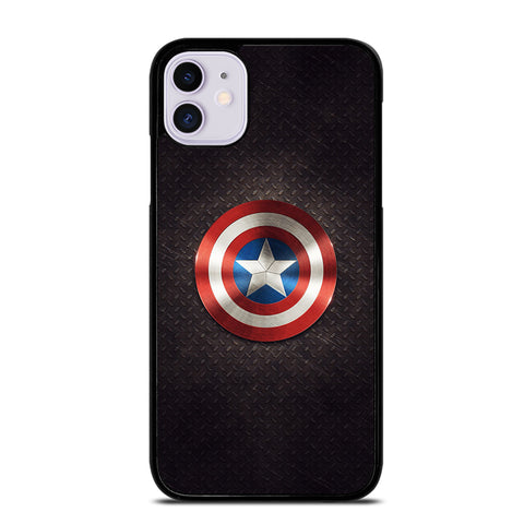 CAPTAIN AMERICA SHIELD 2 iPhone 11 Case