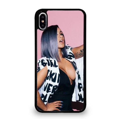 CARDI B HIP HOP iPhone XS Max Case