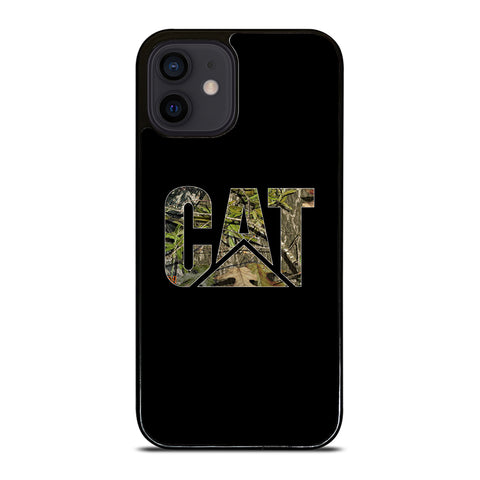 CAT CATERPILLAR CAMO iPhone 12 Mini Case
