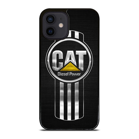 CAT CATERPILLAR DIESEL POWER iPhone 12 Mini Case