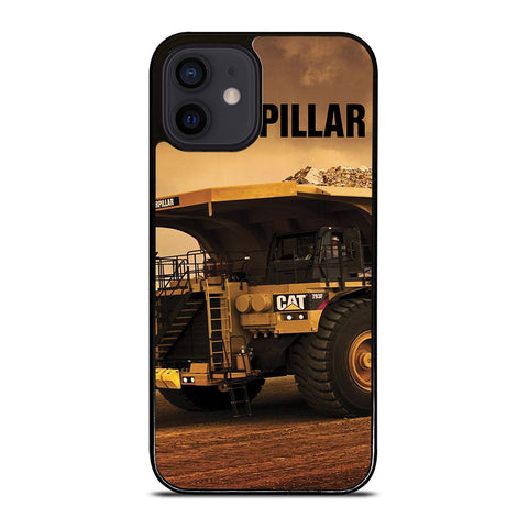 CAT CATERPILLAR TRUCK iPhone 12 Mini Case