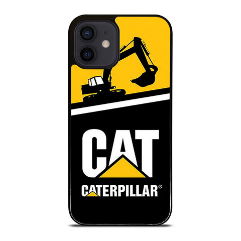 CATERPILLAR ESCAVATORS iPhone 12 Mini Case