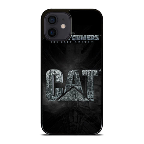 CATERPILLAR TRANSFORMERS iPhone 12 Mini Case