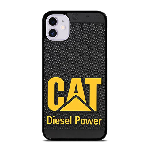 CATERPILLAR DIESEL POWER iPhone 11 Case