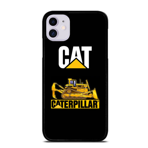 CATERPILLAR DOZER iPhone 11 Case