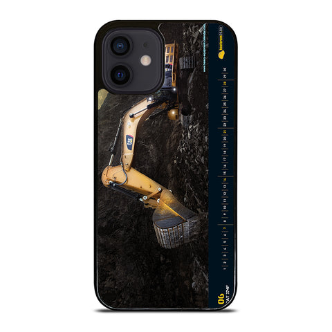 CAT ESCAVATOR iPhone 12 Mini Case