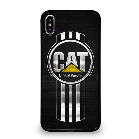 CAT CATERPILLAR DIESEL POWER iPhone XS Max Case