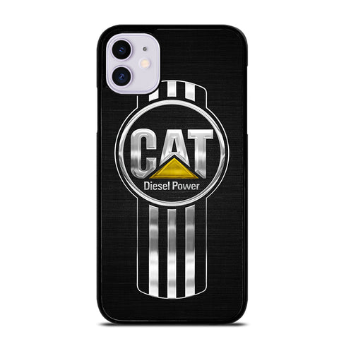 Caterpillar Diesel Power Logo iPhone 11 Case