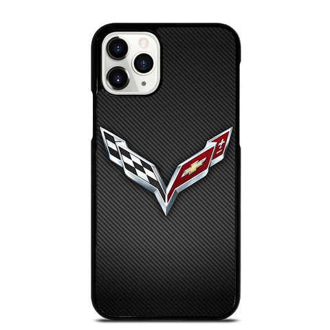 CHEVY CORVETTE LOGO 3 iPhone 11 Pro Case