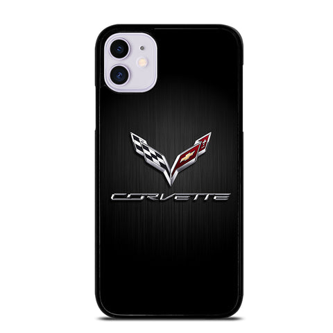 CHEVY CORVETTE LOGO 4 iPhone 11 Case