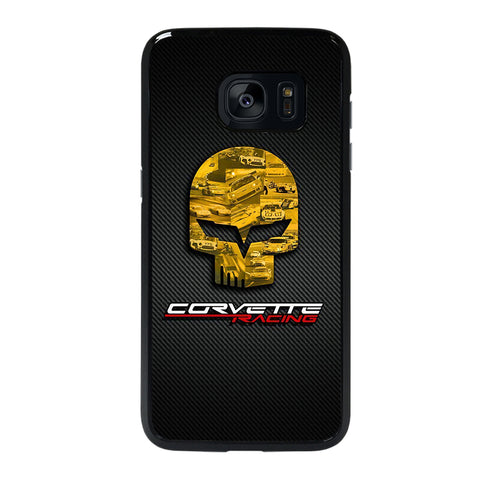 CHEVY CORVETTE RACING PUNISHER Samsung S7 Edge Case
