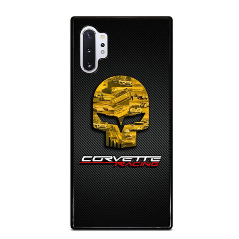 CHEVY CORVETTE RACING PUNISHER Samsung Note 10 Plus Case