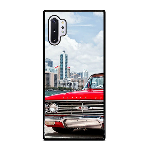 CHEVY IMPALA Samsung Note 10 Plus Case