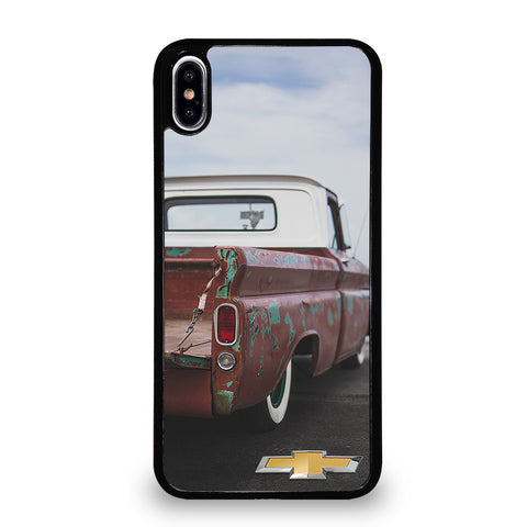 CHEVY SILVERADO iPhone XS Max Case