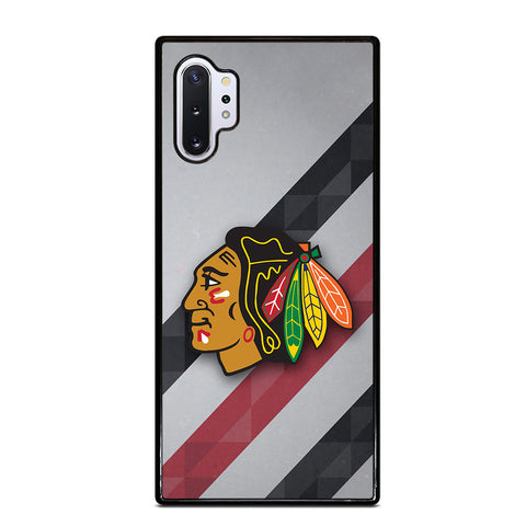 CHICAGO BLACK HAWKS 4 Samsung Note 10 Plus Case